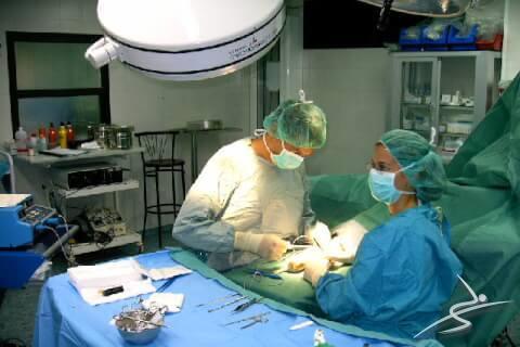 Handchrirurgischer Eingriff bei Orthopäde Dr. Alf Neuhaus
